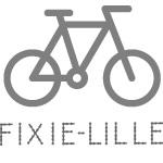 Logo Fixie Lille - Printemps de Lille
