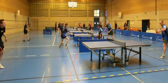 marcq en baroeul tennis de table