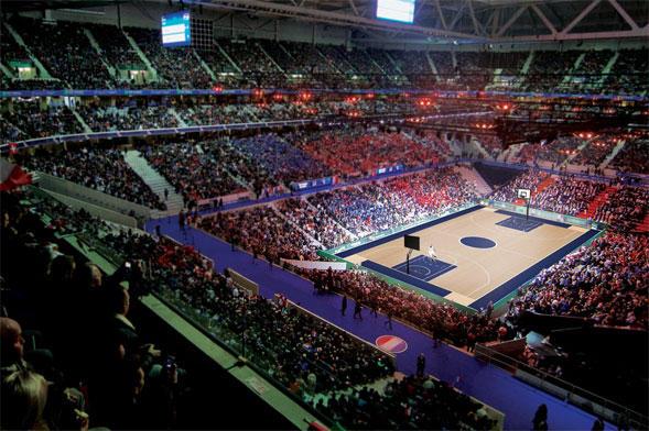 stade pierre mauroy eurobasket
