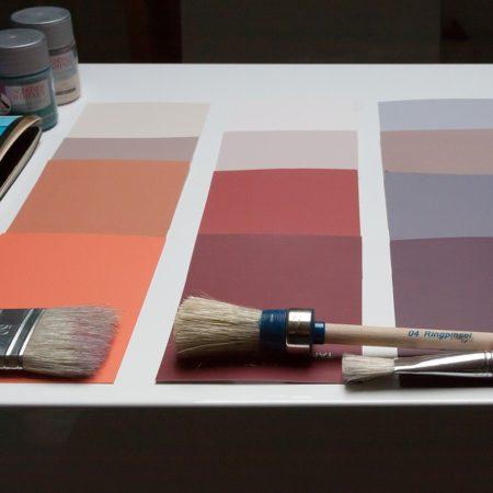 choisir les couleurs comme un architecte d'intérieur