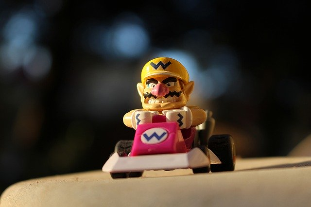 BattleKart Lille - Karting Mario
