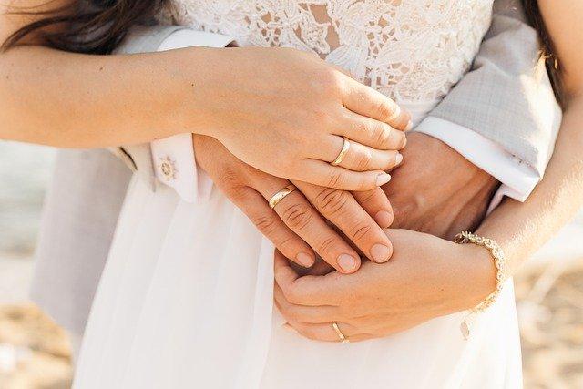 la tendance des mariages verts